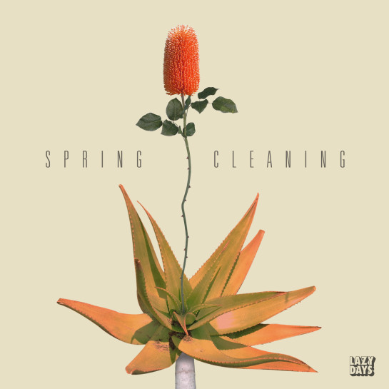 spring cleaning LP Lazy days recordings