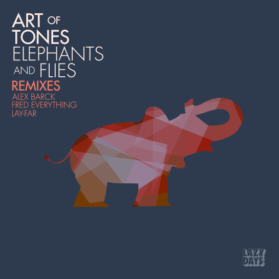 Art of tones elephants and flies EP